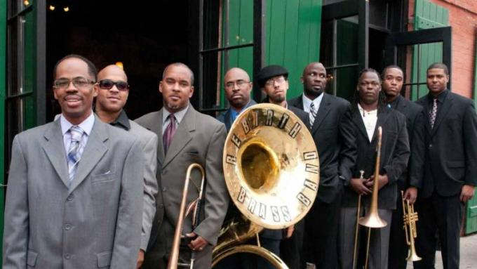 Rebirth Brass Band at Tennessee Performing Arts Center