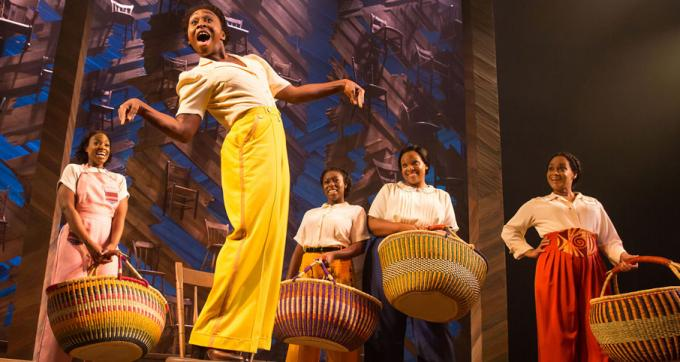 The Color Purple at Tennessee Performing Arts Center