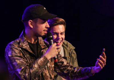 Tiny Meat Gang Tour: Cody Ko & Noel Miller at Tennessee Performing Arts Center