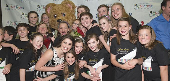 Broadway Comes to Greeneville at Tennessee Performing Arts Center