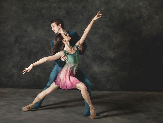 Nashville Ballet: Modern Masters at Tennessee Performing Arts Center