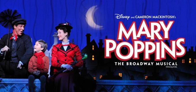 Mary Poppins at Tennessee Performing Arts Center