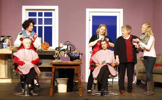Steel Magnolias - The Play at Tennessee Performing Arts Center