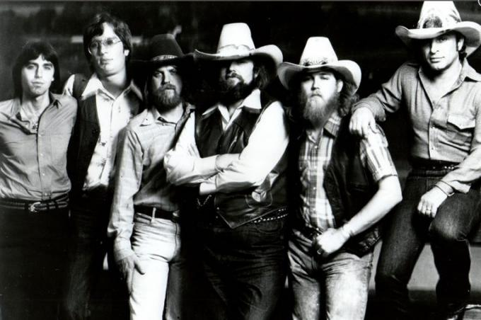 Charlie Daniels Band at Tennessee Performing Arts Center