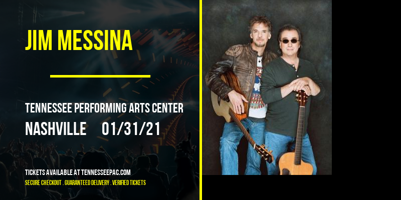 Jim Messina at Tennessee Performing Arts Center