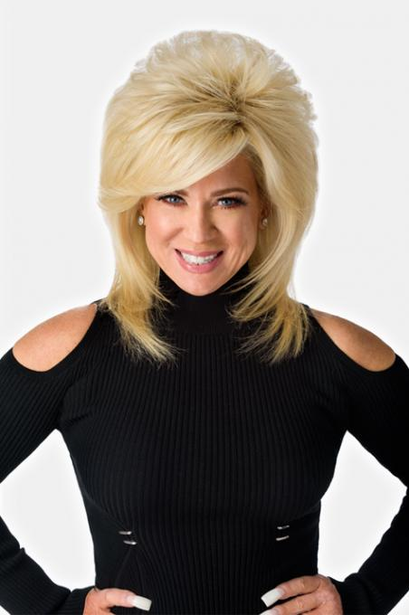 Theresa Caputo [CANCELLED] at Tennessee Performing Arts Center