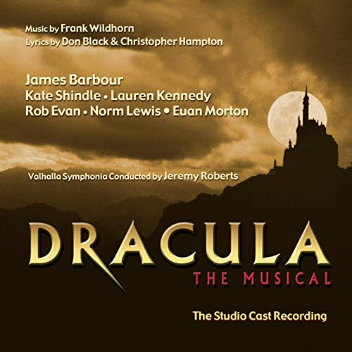 Dracula - The Musical [CANCELLED] at Tennessee Performing Arts Center
