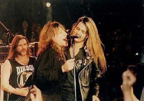 Sebastian Bach [CANCELLED] at Tennessee Performing Arts Center