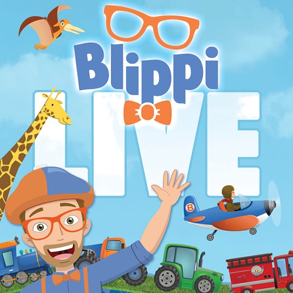 Blippi Live [CANCELLED] at Tennessee Performing Arts Center