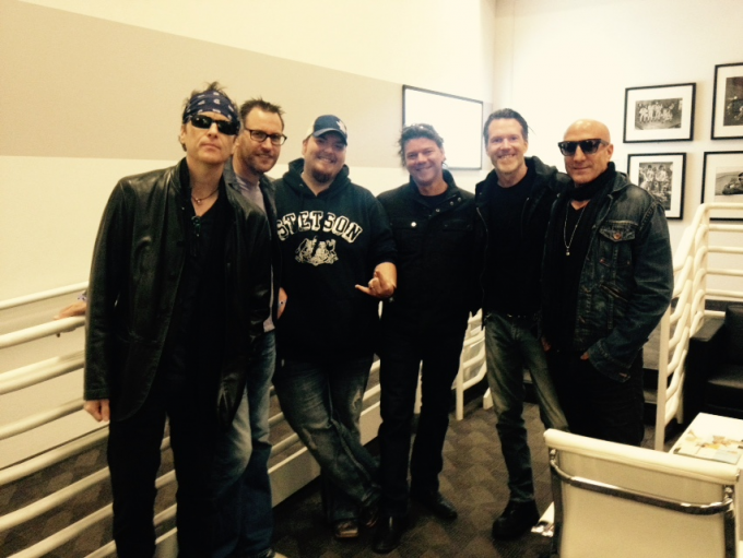 BoDeans [CANCELLED] at Tennessee Performing Arts Center