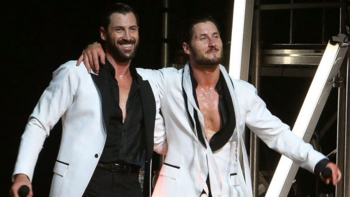Maks & Val at Tennessee Performing Arts Center