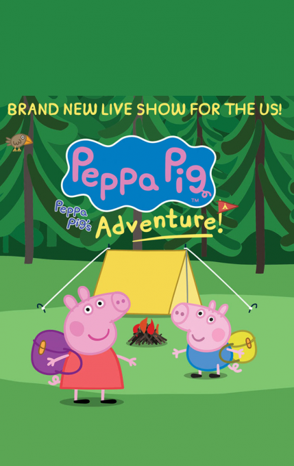 Peppa Pig [CANCELLED] at Tennessee Performing Arts Center